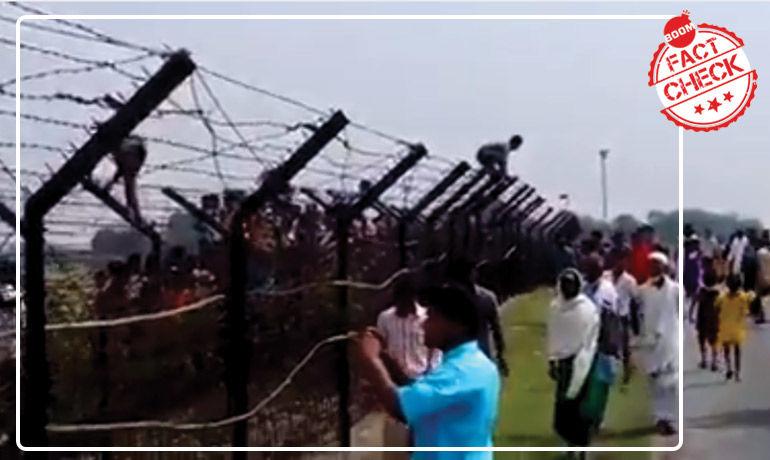 गैरकानूनी तरीके से भारत आ रहे हैं बांग्लादेशी हिन्दू? नहीं, दावा झूठ है
