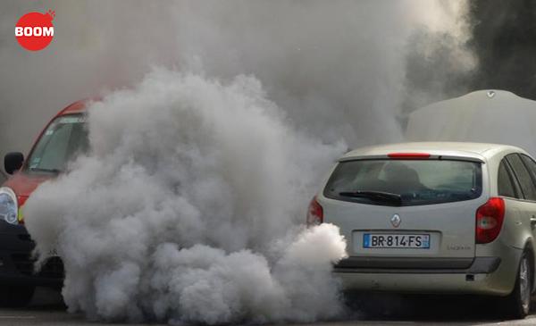 वाहनों से उत्सर्जित सूक्ष्मकण मस्तिष्क कैंसर से जुड़े हैं: अध्ययन