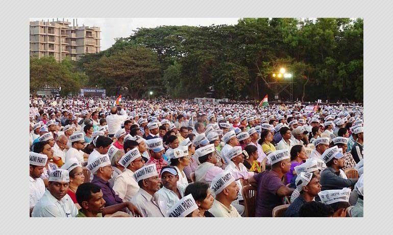 क्या आप की 2020 दिल्ली विधानसभा सूचि में मुसलमानों का वर्चस्व है?