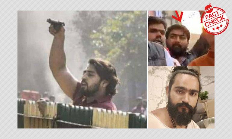 दिल्ली दंगे: मोहम्मद शाहरुख़ की पहचान को कैसे फ़र्ज़ी सूचनाओं ने धुंधला किया