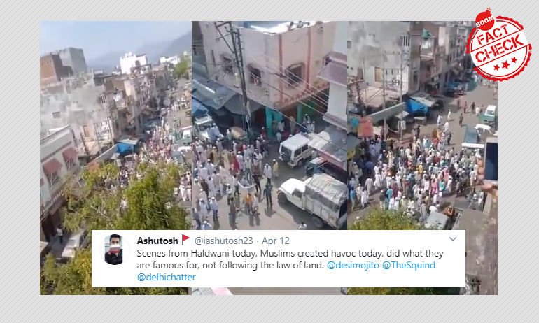 अफ़वाहों के कारण इमाम के क्वॉरंटीन के ख़िलाफ़ विरोध: उत्तराखंड पुलिस
