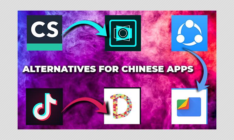 चाइनीज़ एप्प बैन: ये रहें टिकटोक, शेयरइट जैसे एप्प्स के विकल्प