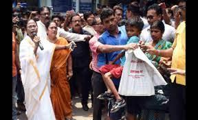 पश्चिम बंगाल में डॉक्टरों की हड़ताल