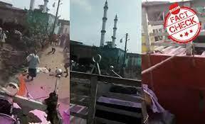 Balrampur violence-hindu-muslim