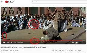 IMDB screenshot on Nine hours to Rama
