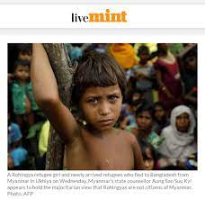 screenshot of livemint